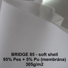 028 Soft shell BRIDGE 85 - 305g