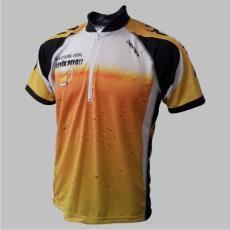 016 Jersey BEER MTB yellow with comment