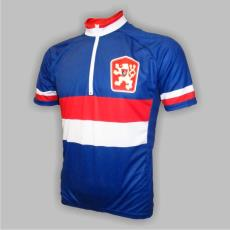 036 Jersey RETRO DEXTER ČSSR blue men