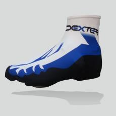 008 Návleky boty light DEXTER FOOT zip blue