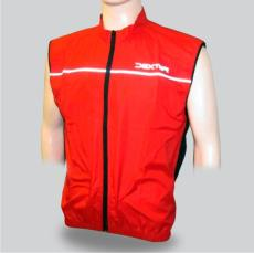 022 Cycling vest DEXTER UNO red